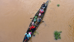 Assam flood situation improves further; 12,000 affected