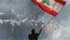 Electric night of Lebanon protests after Beirut blast