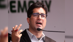 Shah Faesal rejoining government service in Kashmir?