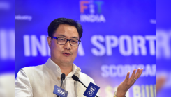 Kiren Rijiju launches Fit India Freedom Run