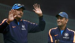 Dhoni was faster than the best pickpockets: Shastri