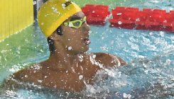 Three swimmers to train in Dubai