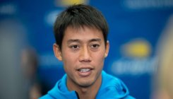 Nishikori tests positive for Covid-19 ahead of US Open