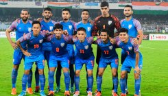 Indian football team lauds WC qualifiers rescheduling
