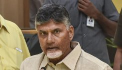 TDP chief Naidu alleges phone tapping; writes to PM