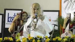 Pandit Jasraj's mortal remains to arrive in Mumbai