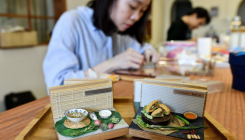 Small wonders: the Vietnamese artist making tiny food