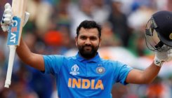 Rohit Sharma dedicates Khel Ratna to fans, thanks them