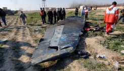 Iran retrieves data from downed Ukraine aircraft