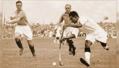 Hockey players demand Bharat Ratna for Dhyan Chand