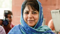 Mufti's daughter seeks to change mom's name in passport