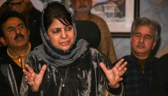 Daughter wants to change Mufti's name on passport