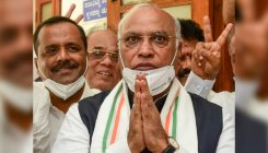 My name for AICC chief's post is speculation: Kharge