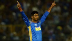 The Lead: K Gowtham on playing for KXIP in IPL