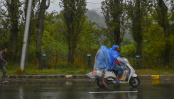 Incessant rains continue in most parts of J&K