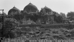 Defence counsel fails to give argument in Babri case