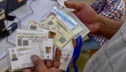Aadhaar card updation gets a tad bit costly
