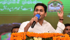 Jagan lays Vedadri lift irrigation project's foundation
