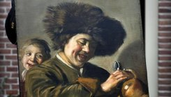17th-century Dutch painting stolen for the third time