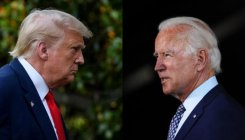 TV ratings for Biden and Trump signal a polarised US