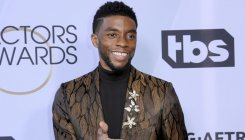 Marvel stars remember 'real-life hero' Chadwick Boseman