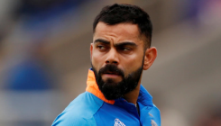Pretty scared to hit nets for first time, says Kohli