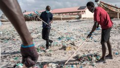 Big Oil companies race to make plastics for Africa