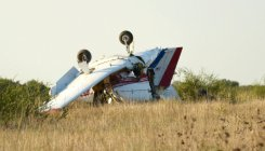 Airplane with 4 on board crashes in Texas: FAA