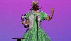 Lady Gaga wins big at socially distanced VMAs