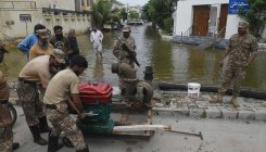 Heavy rains lash Pakistan; 13 more killed