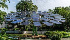 CMERI installs 'world's largest' solar tree
