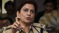 CRPF posts first woman commander Charu Sinha in Kashmir