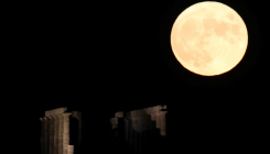 Why tomorrow's full moon is called 'Corn Moon'