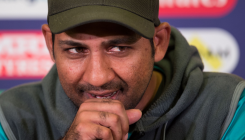 Sarfaraz: 'Only cricketer to yawn in all three formats'