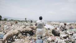 Big oil's plan: Flood Africa with plastic