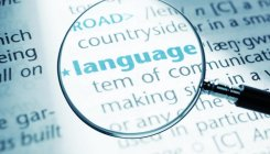 Are Indian languages inferior to English?