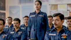 Iaf Too Big To Be Scratched By The Controversy Gunjan Saxena Defends Biopic Deccan Herald