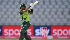 Won't wear logo of alcohol brand: Babar Azam to county