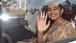 Ragini Dwivedi campaigned for BJP in 2019 bypolls