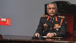 Situation along LAC slightly tense: Army Chief