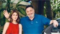 Riddhima remembers father Rishi Kapoor on his birthday
