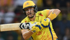 Rust won't take long to go: Watson after CSK session