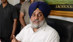 Sukhbir writes to J&K Lt Gov over exclusion of Punjabi