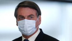 Bolsonaro dubs environmental NGOs 'cancer'