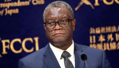 Fears for Congolese Nobel laureate Mukwege amid tension