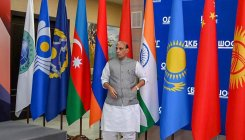 Rajnath discusses defence ties with Uzbekistan, others