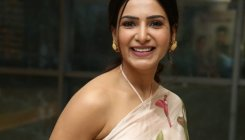 Actress Samantha turns candid