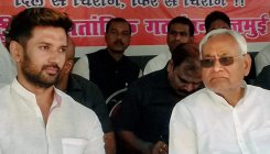 Chirag to take call on LJP's tie-up with Nitish