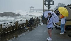 Typhoon Haishen hits South Korea after lashing Japan