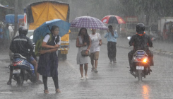 After dry spell, Mumbai sees moderate to heavy rain